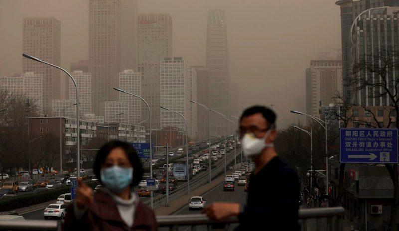 La contaminación en China resurge con fuerza tras la vuelta a la actividad