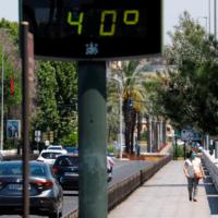 Julio de 2021 se sitúa como el tercero más seco del siglo XXI
