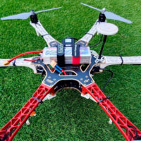 Un dron agrícola gana la final nacional del  'Nobel del Agua' juvenil