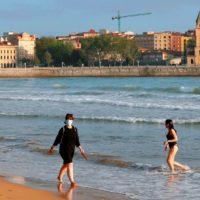 Las playas son seguras. Más dentro que fuera del agua