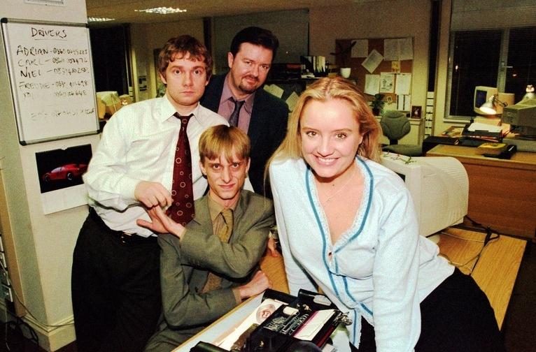 the office, cuarentena, series de televisión