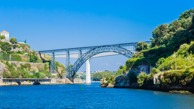 Todos los puentes, el puente