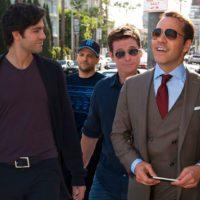 'El séquito' ('Entourage'): El entorno adulador de las grandes estrellas cinematográficas