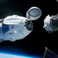 Vuelve la aventura espacial a EEUU: SpaceX lanza su primera misión tripulada