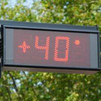 Vuelve el calor, con subidas de hasta 10 grados en algunas zonas