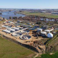 Reciclaje de aguas residuales: de la estruvita a la reutilización agrícola