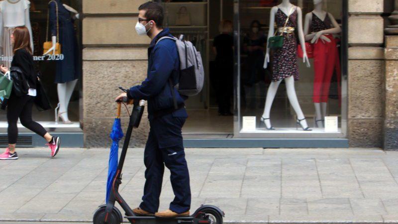 Los patinetes eléctricos, ¿solución verde a la movilidad o problema ambiental?