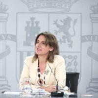 Ribera se une a la 'Acción Climática por el Empleo' de la OIT