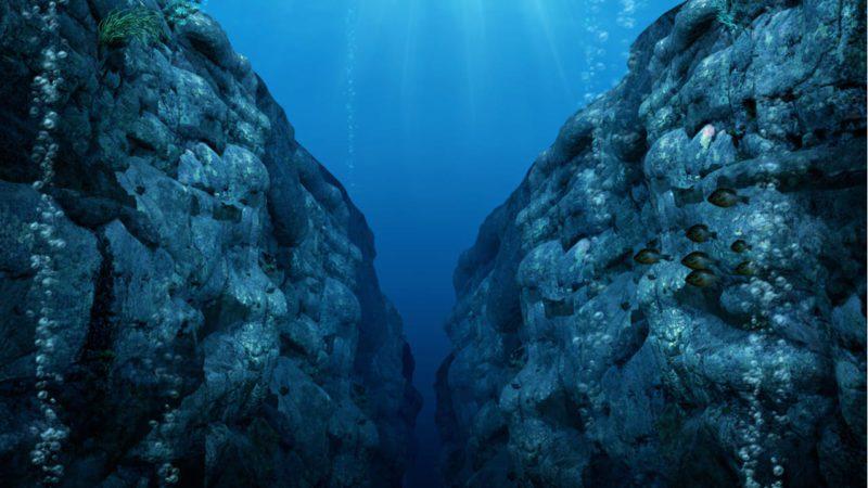Encuentran mercurio en la Fosa de las Marianas, a 11.000 metros