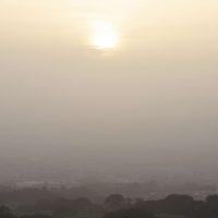 El Caribe recibe a la peor nube de polvo sahariano desde hace 50 años