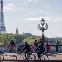 Francia triplica el presupuesto de su plan para fomentar las bicicletas