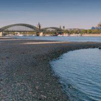 Las altas temperaturas amenazan las reservas de agua en Europa