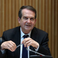 Abel Caballero logró el consenso en la Comisión para la Reconstrucción