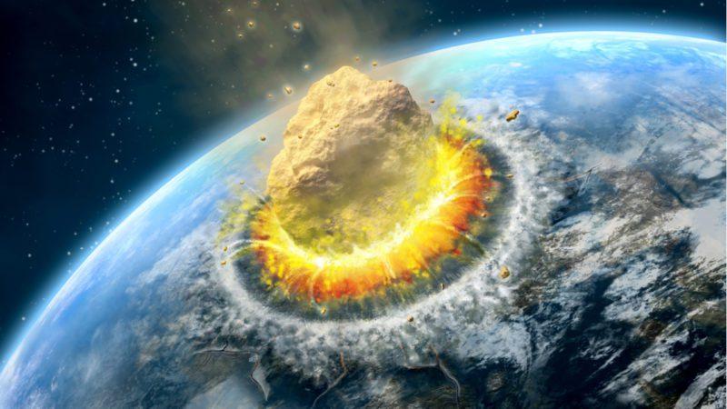 Chicxulub, el cráter del meteorito que acabó con los dinosaurios