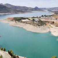 La reserva hídrica baja al 39,6% sin noticias de lluvia