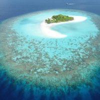 Algunas islas podrían adaptarse a la subida del mar de forma natural