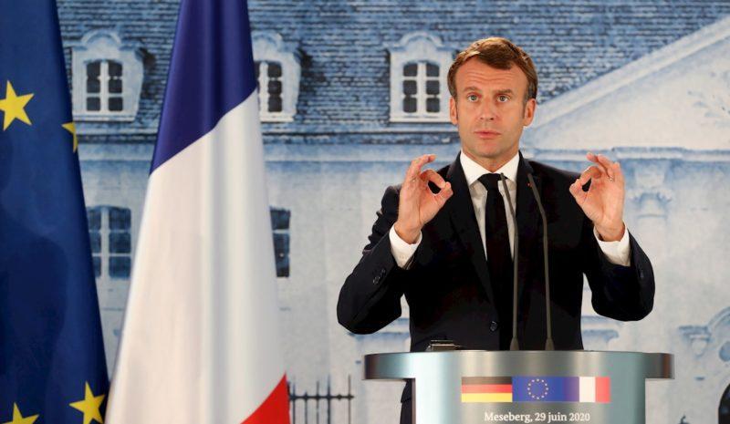Macron busca un giro ecologista tras la victoria verde en las municipales