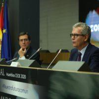 """La CEOE llama a una reconstrucción sostenible y pide """"más Europa"""""""
