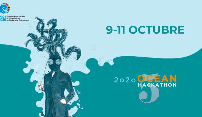 Cádiz, Cartagena y Castellón, sedes del Ocean Hackathon 2020