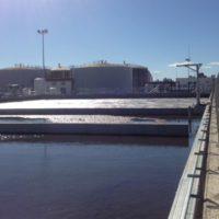 Acuaes y Badajoz destinan 3 millones para eliminar olores residuales en el Rivillas