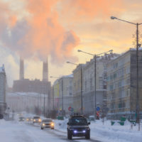 Un vertido de diésel amenaza los ecosistemas fluviales de la Siberia ártica