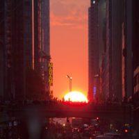 Manhattanhenge y las danzas nativas: el solsticio en EEUU