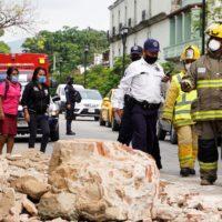 El sismo de Oaxaca, un susto en medio de la pandemia