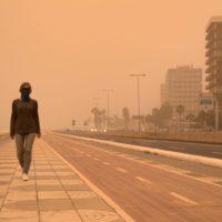Canarias, el laboratorio perfecto para estudiar el polvo sahariano