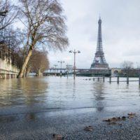 Europa sufre el mayor periodo de inundaciones desde hace 500 años