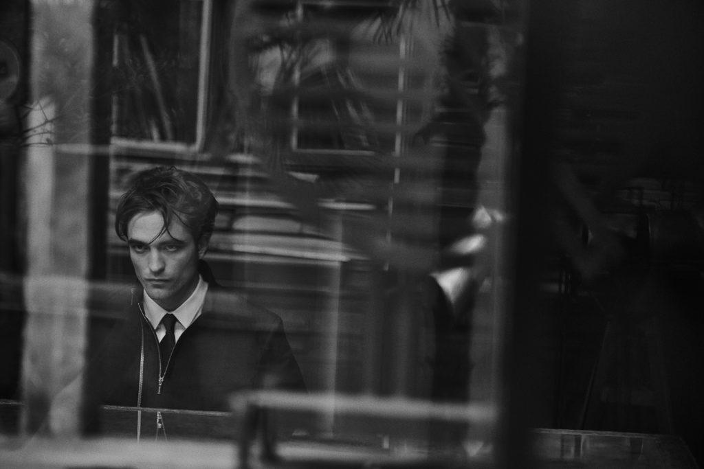 Foto 19.- Robert Pattinson, París, 2016. © Peter Lindbergh. Courtesy of Peter Lindbergh, Paris
