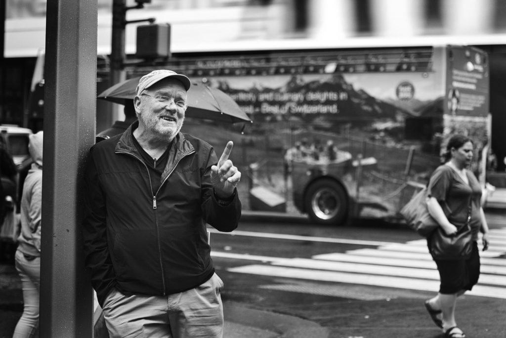 03.- Retrato de Peter Lindbergh, Nueva York, 2016. © Stefan Rappo
