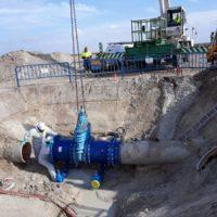 Los regantes piden que parte del fondo de reconstrucción sea para infraestructuras hídricas