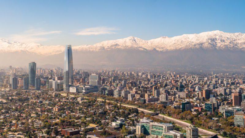 Santiago de Chile, una mancha de aceite con gran segregación social