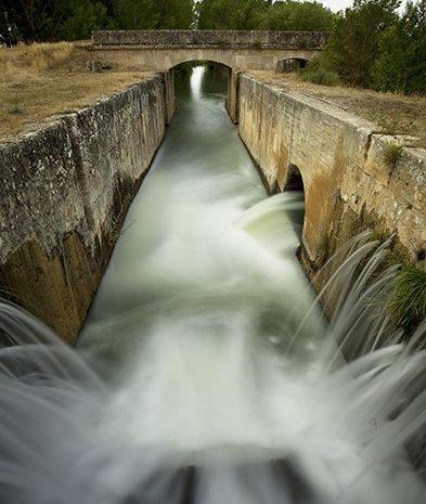 Ancha (y navegable) es Castilla