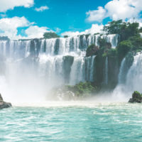 La cascada más alta de la Tierra se encuentra bajo el océano