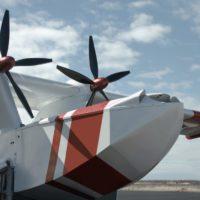 Un dron español de 4.000 kilos, el futuro contra los incendios
