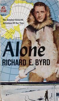Portada histórica de la epopeya de Richard E. Byrd