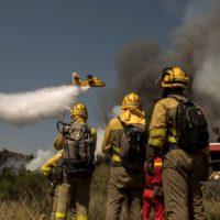 Riesgo extremo de incendios en toda España por la ola de calor