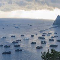 Un estudio desvela la pesca ilegal china en aguas de Corea del Norte