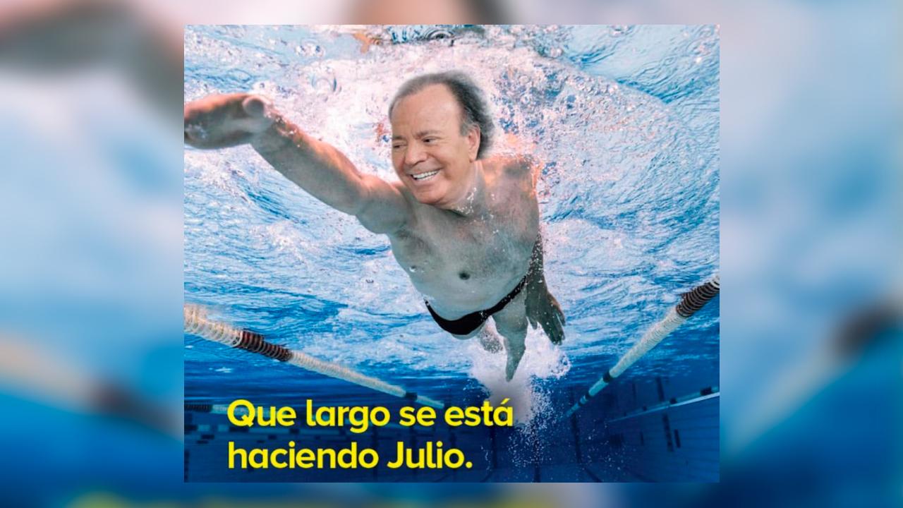 """""""Se nos va Julio"""""""