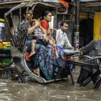 El monzón dejará más lluvias por el calentamiento global
