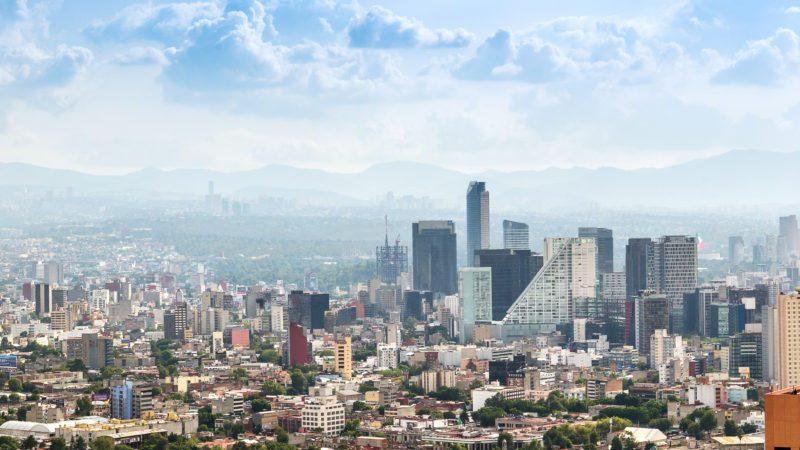 Ciudad de México, el gigante con los pies en el barro