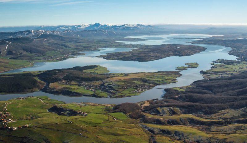 Aragón rechaza el trasvase de agua del Ebro a Cantabria