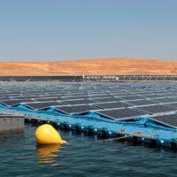 Entra en explotación la primera planta fotovoltaica flotante de España conectada a la red