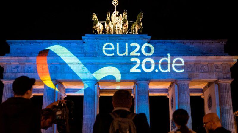 Alemania asume la presidencia de la UE entre el coronavirus y la reconstrucción verde