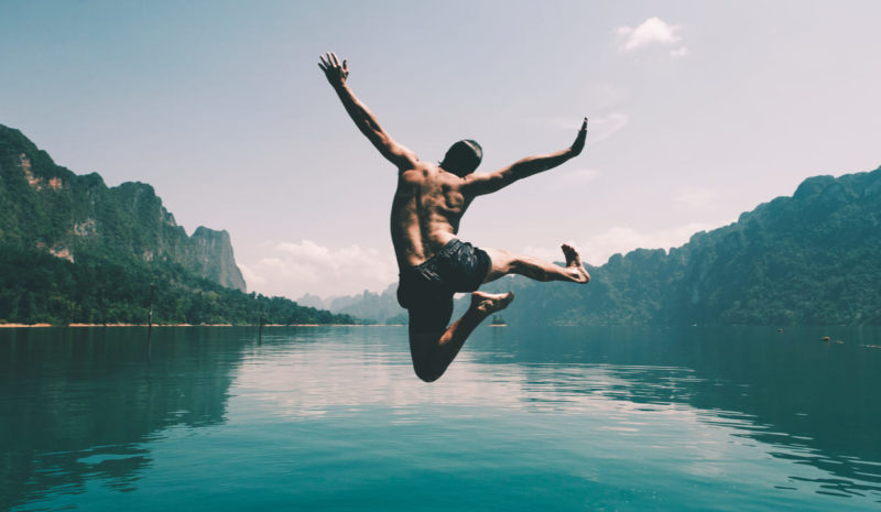 """¿Sabías que existe un día para """"saltar"""" a los ríos?"""