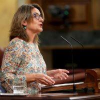 La ley climática echa a andar en el Congreso tras el rechazo al negacionismo de Vox