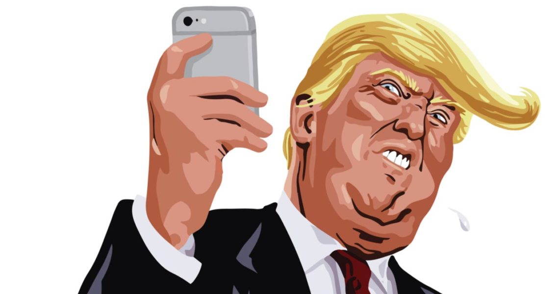 Las redes sociales se inclinan por censurar a Donald Trump. Excepto Facebook