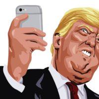 Las redes sociales se inclinan por censurar a Donald Trump. Excepto Facebook