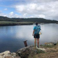 Ana Baneira, la gallega que recorre 1.500 kilómetros para concienciar sobre la basura